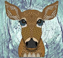 Doe Eyed by artlovepassion