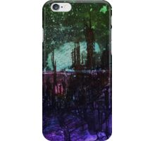 scifi dystopia iPhone Case/Skin