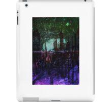 scifi dystopia iPad Case/Skin