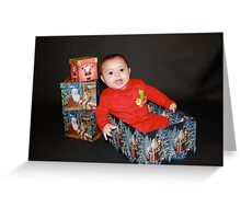 What a great gift Idea Greeting Card