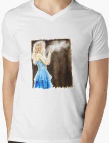 Fairy Dust Mens V-Neck T-Shirt