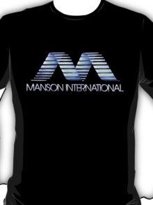 MANSON INTERNATIONAL VIDEO LOGO T-Shirt