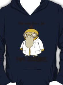 Pokemon Psyduck For Science T-Shirt
