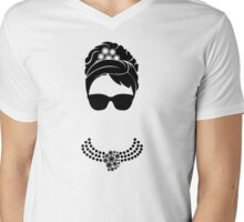 Breakfast at Tiffany's Mens V-Neck T-Shirt