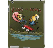 Stuart and Kevin iPad Case/Skin