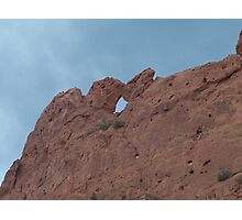 Kissing Camels Photographic Print