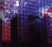 tower block by jamesferdart