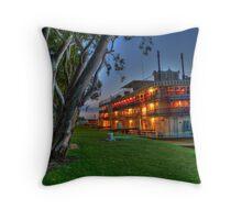 Murray Princess - Mannum Throw Pillow