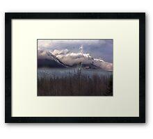 Banff National Park Framed Print