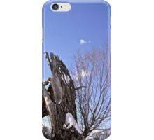 Broken Willow Tree iPhone Case/Skin