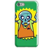 Zombieeeeee iPhone Case/Skin