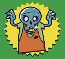 Zombieeeeee by tastydaver