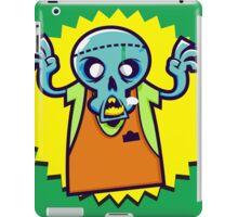 Zombieeeeee iPad Case/Skin