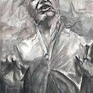 Han in Carbonite by Joe Humphrey