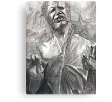 Han in Carbonite Canvas Print