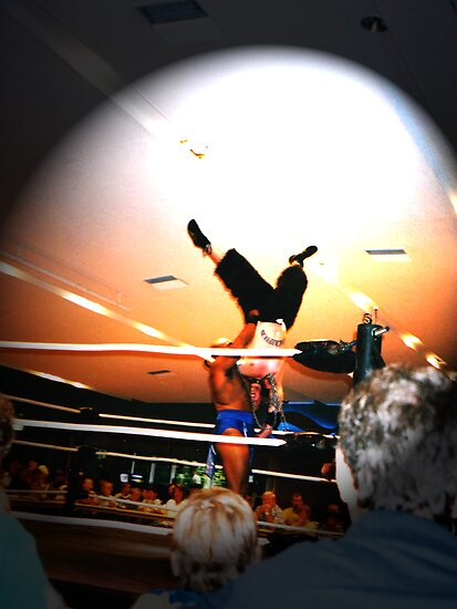 Wrestle Show by BigBuckwild