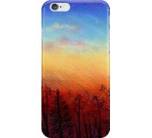 When the Heavens Sing iPhone Case/Skin