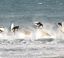 Windsurf by barryprimrose