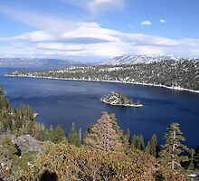 Emerald Bay - Lake Tahoe by ej29