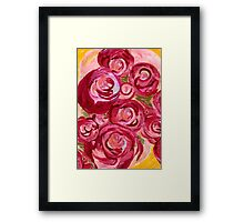 It's always (and will only ever) been you... Framed Print