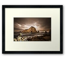 1080A-Approaching Storm Framed Print