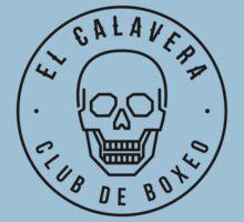 El Calavera - Club de Boxeo Kids Clothes