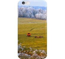 Out To Pasture,  Brannon Mt. NW Arkansas, USA  iPhone Case/Skin