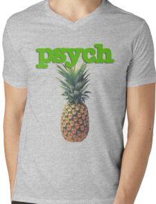Psych Mens V-Neck T-Shirt
