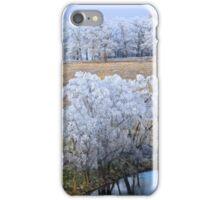 Scenic Winter, Brannon Mt. NW Arkansas, USA  iPhone Case/Skin
