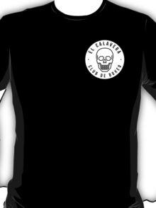 El Calavera Club de Boxeo - Sticker T-Shirt