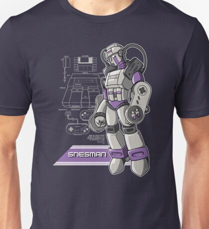 SNES Man T-Shirt