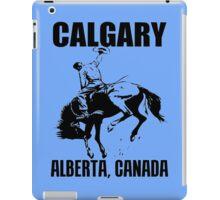 CALGARY, ALBERTA iPad Case/Skin