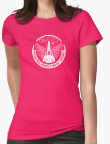 Battlestar Galactica - Fighting Angels Viper Squad Womens Fitted T-Shirt