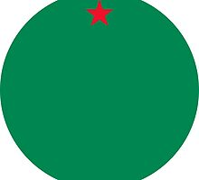 People's Republic of Benin Air Force Roundel, 1975-1990 by abbeyz71