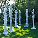 Garden Sculptures, New Zealand. by johnrf