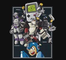 Console Master Robots T-Shirt
