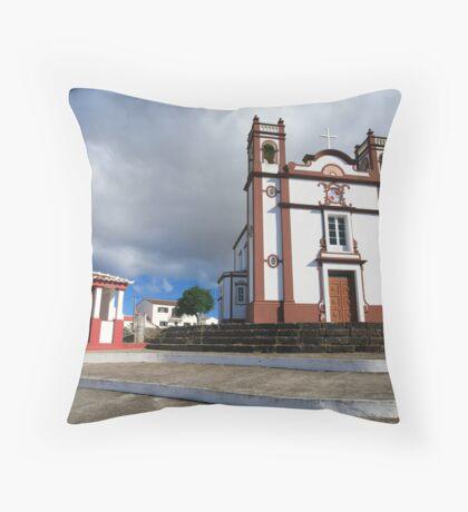 Santa Maria, Azores Throw Pillow