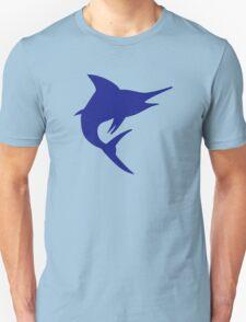 Blue Marlin Fish Unisex T-Shirt