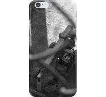 Moving-Standing Forvard, Construction site (635 Dallas, TX) iPhone Case/Skin