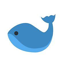 Whale Twitter Emoji by emoji