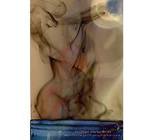 Blue Moon Maiden © Vicki Ferrari Photography Photographic Print