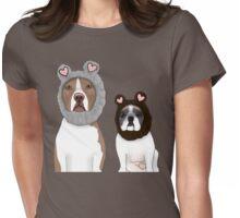 Trooper & Moe Womens Fitted T-Shirt