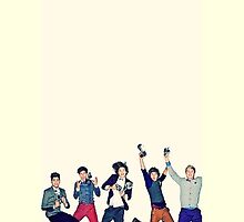 OneD! by LexyDC