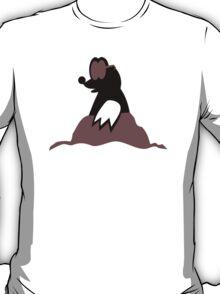Comic mole T-Shirt