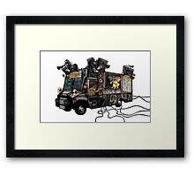 Micracone Framed Print