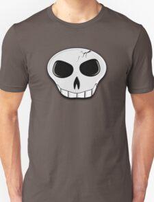 Skull Cracked Tee T-Shirt