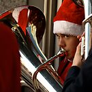Salvation army orchestra by MichaelBr