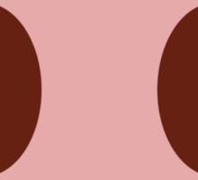 Pig Nose Twitter Emoji Sticker