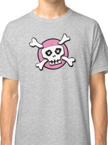 Girly Skull Classic T-Shirt
