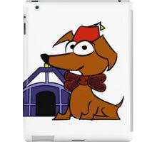 Dogtor Who iPad Case/Skin
